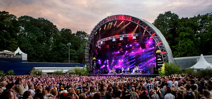 Live at Sunset Line-Up is Complete | Loads of Music