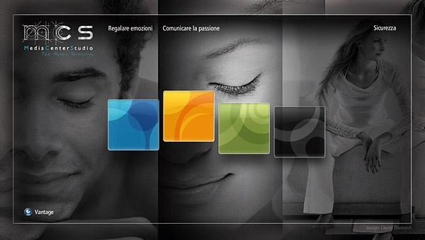 MCS - Corporate identity e website