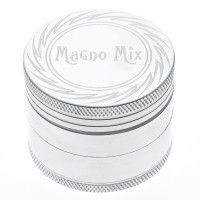 Magno Mix Lasered Aluminum Herb Grinder 50mm - #grinder #grinders #stoner #stoners #weed #cannabis #lover #lovers #gift #gifts #idea #ideas #marijuana #ganja #buy #headshop #online #smoke #pot #medical #bong #bongs #for #pipe #pipe #water #glass #sale #for #best #cheap #thc #kush #bud #hemp #legalize #420