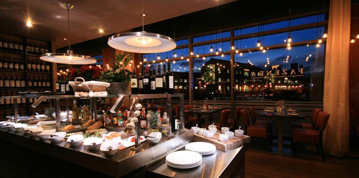 salad bar restaurants | Fazenda Restaurant, Leeds | Fuse Studios – Architects and Interior ...