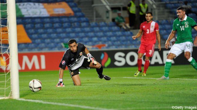 De nationale ploeg van Gibraltar telt wel degelijk enkele profspelers, maar ook een advocaat, een brandweerman en een leerkracht.