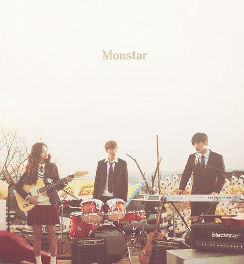 Monstar / 2013 (TV series) Yong Joon-Hyung, Ha Yeon-Soo, Kang Ha-Neul , Ahn Nae-Sang , Kim Min-Young, Park Kyu-Sun, Kang Ui-Sik , Da Hee, Moon Yong-Suk, Kim Yoo-Hyun , Yoon Jong-Hoon