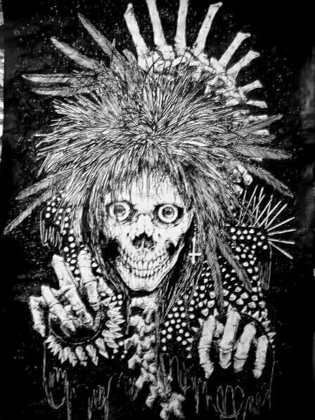 Crust-Punk picnic 1 by AstraCF on DeviantArt
