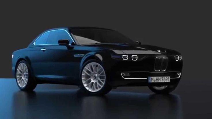 BMW CS Vintage Concept HQ - I love it!!!!!
