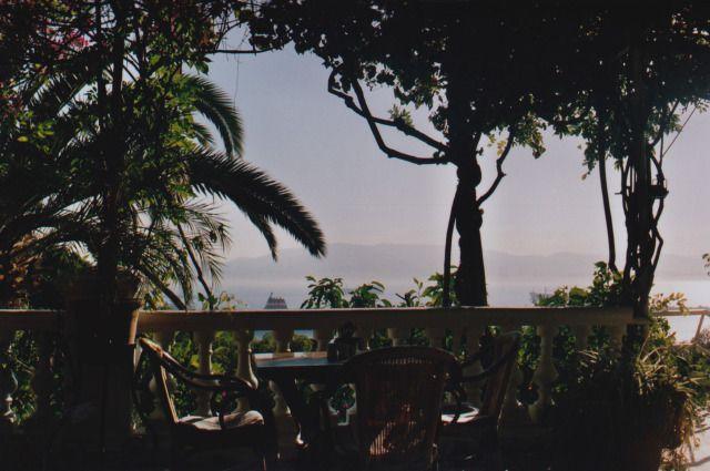 Wisteria Terrace, The Rock Hotel, Gibraltar
