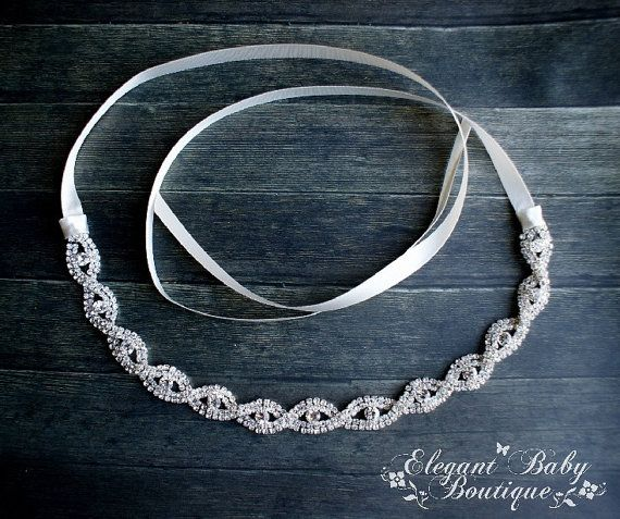 Aurora Custom Made Couture Bridal Crystal by ElegantMeBoutique, $24.95