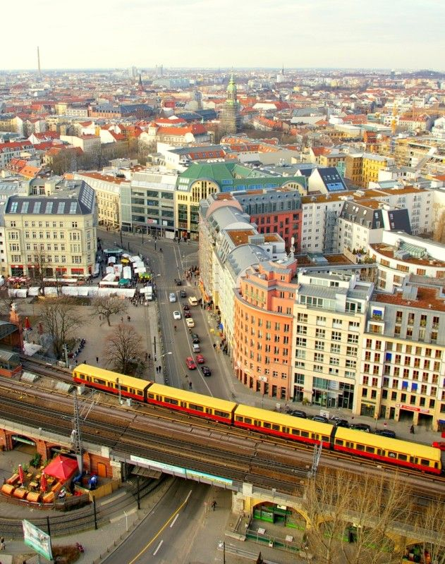 Hackescher Markt, Berlin  _____________________________ Bildgestalter http://www.bildgestalter.net