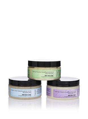 360 Skincare Scrubalicious Exfoliation 3-Piece Collection II