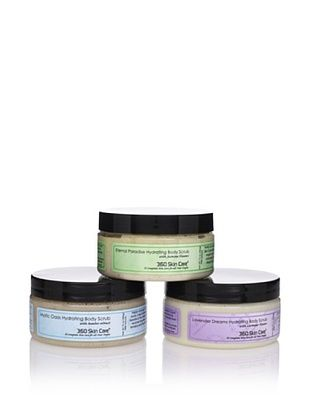 360 Skincare Scrubalicious Exfoliation 3-Piece Collection II