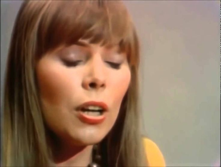 Joni Mitchell Both sides now on Mama Cass Show 1969