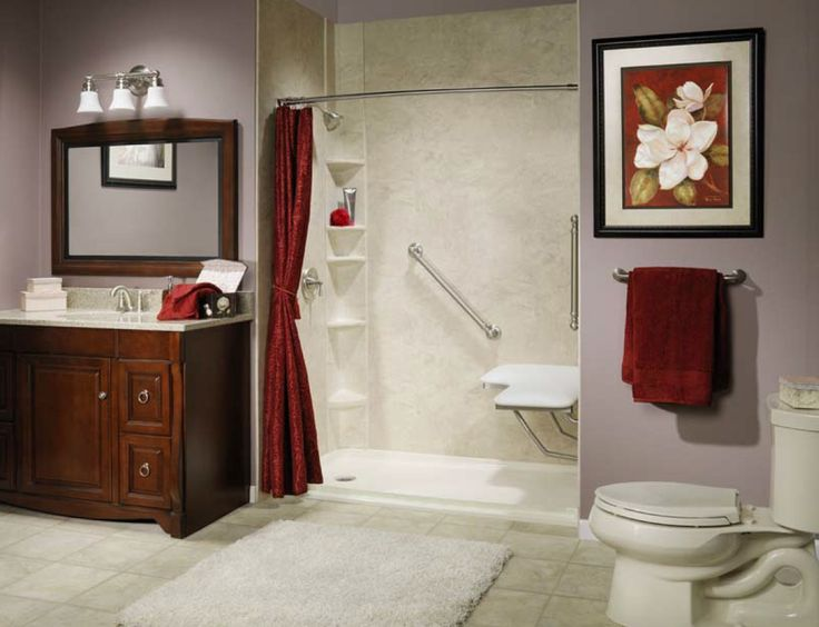 Berkshire Bathworks Handicap Accessible Bathrooms And Accessories... One Day  Bathroom Remodeling In