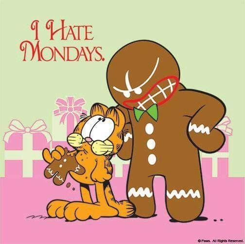 11 best christmas garfield images on pinterest - Garfield noel ...