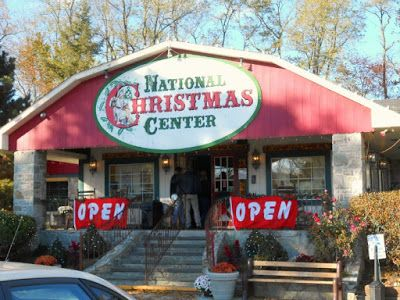 National Christmas Center Museum in Lancaster County in Pennsylvania