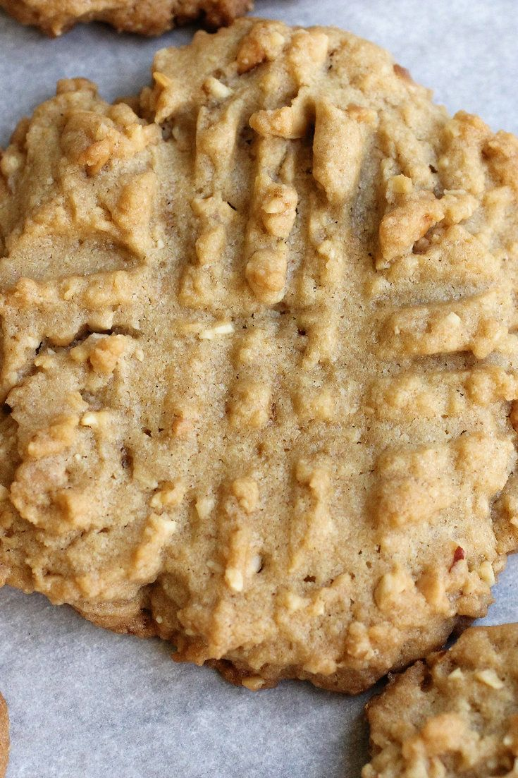 This version of the childhood favorite came from Christopher Kimball, formerly the publisher and editor of Cook's Illustrated and Cook's Country magazines Mr Kimball calls for extra crunchy peanut butter here, plus a full cup of roasted salted peanuts, which results in a super crunchy and delightfully salty-sweet treat.