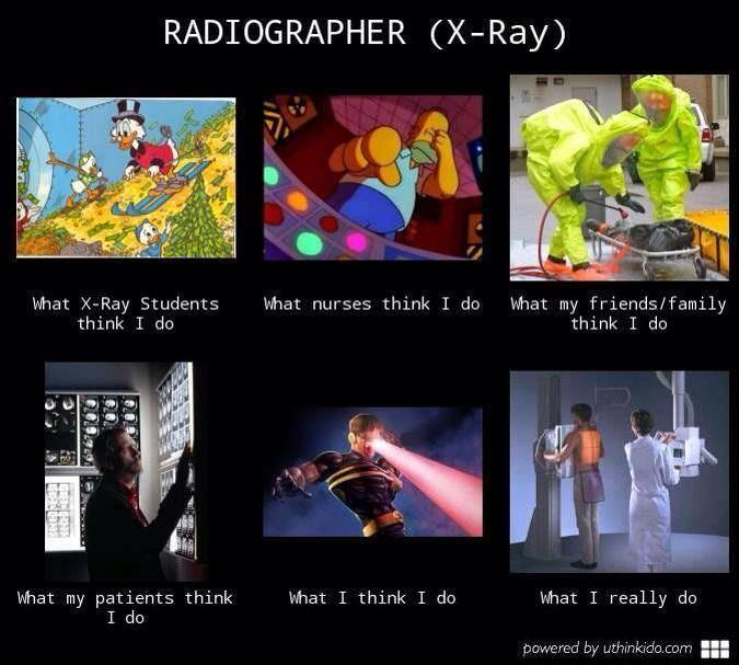 Nursing vs. Radiology???? HELP,having 2nd thoughts!!?
