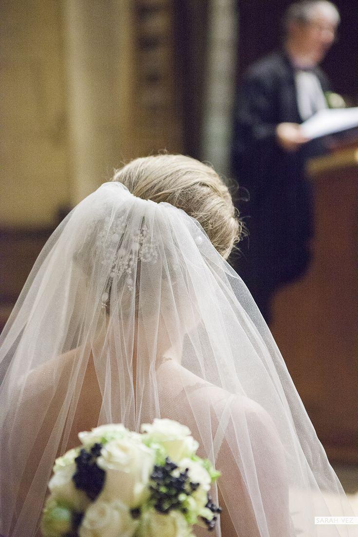 #wedding #hairstyle #bride #veil