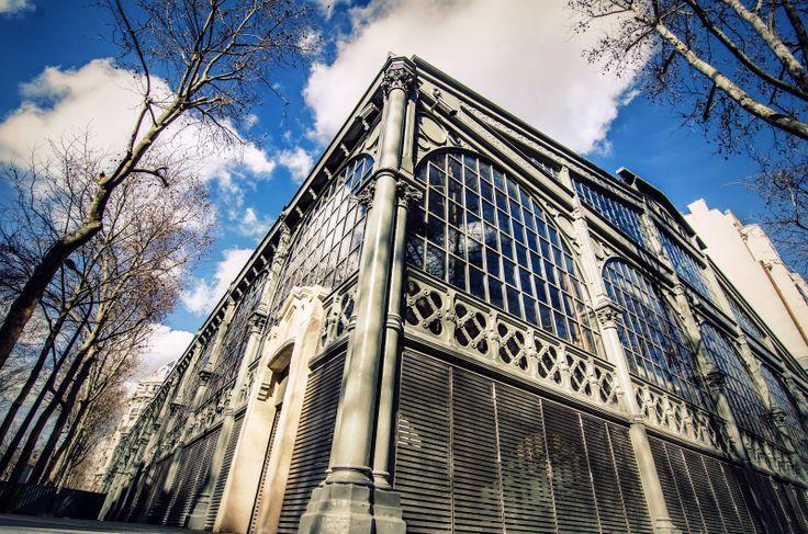 ღღ ParisDailyPhoto: The new Carreau du Temple
