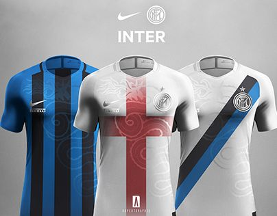"""Check out new work on my @Behance portfolio: """"Inter Snake Concept V2 