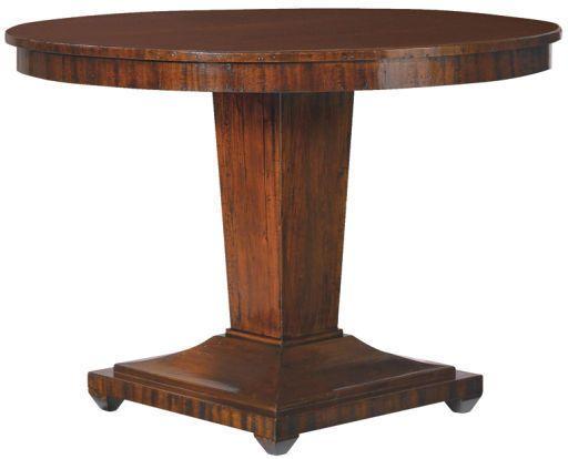 henredon dayna table 42 1915 foyer pinterest. Black Bedroom Furniture Sets. Home Design Ideas