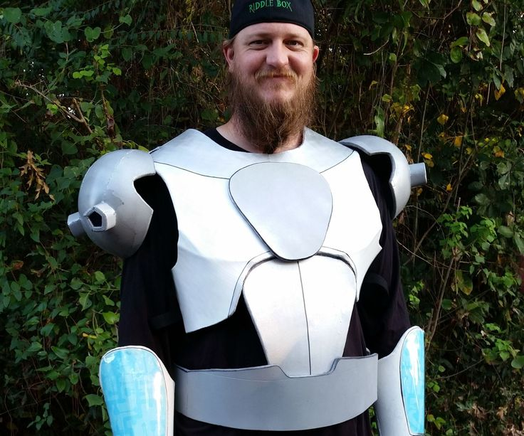 Cyborg Teen Titans Go Costume