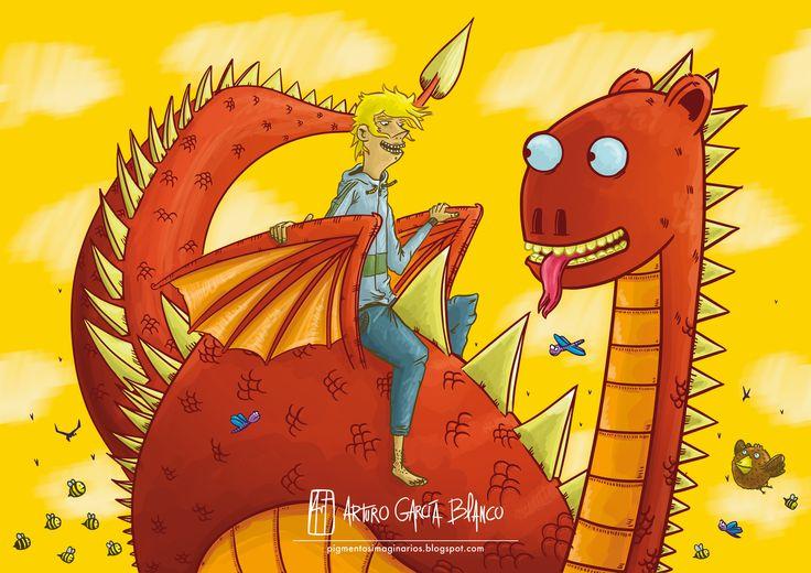 Ilustración de Arturo García Blanco
