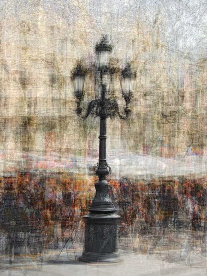 Street lamps,  Pep Ventosa