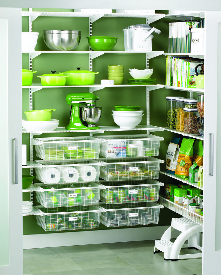 57 Best Images About Pantry Ideas On Pinterest: 17 Best Images About Elfa Pantry On Pinterest