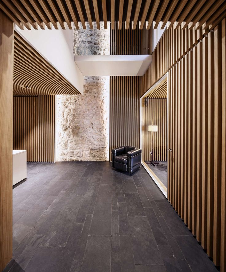 New Arquia Banca office in Girona on Architizer