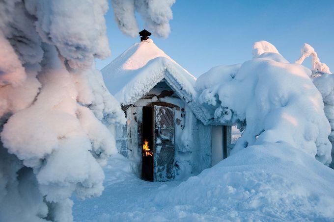 #kota#finlandais#wood#cabin#chalet#hébergement#insolite hietala-aventure-loisirs