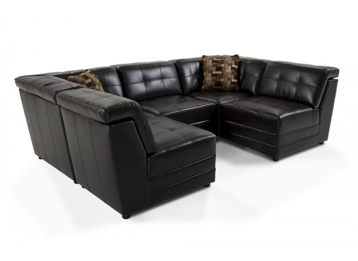 Best Reprise 5 Piece Sectional Sectionals Living Room Bob 400 x 300