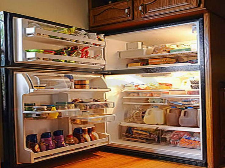 Appliances & Gadget:Full Size Refrigerator And Freezer Full Size Refrigerator And Freezer With Regular Design