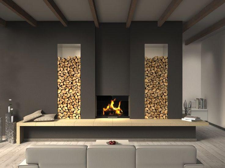 les 25 meilleures id es de la cat gorie range buche sur. Black Bedroom Furniture Sets. Home Design Ideas