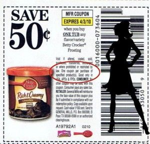 Extreme Couponing Tip: Per Purchase vs. Per Transaction - The Krazy Coupon Lady