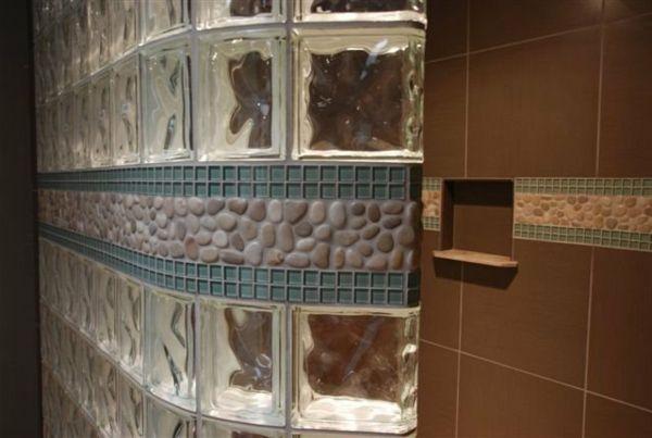 die besten 25 glasbausteine dusche ideen auf pinterest grau geflieste b der grau geflieste. Black Bedroom Furniture Sets. Home Design Ideas