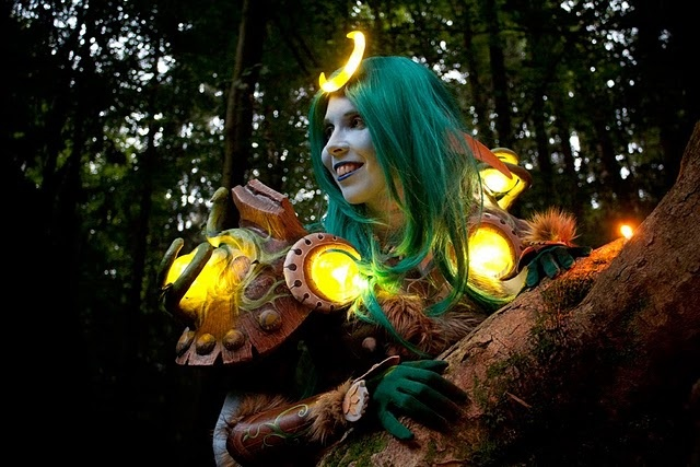 Night Elf Druid Cosplay