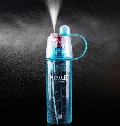 Blue-Sport-Travel-Water-Bottle-Portable-Leak-proof-Cycling-Cup-Spray-Bottles