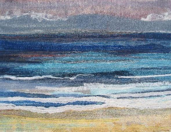 Textile Seascapes 2006