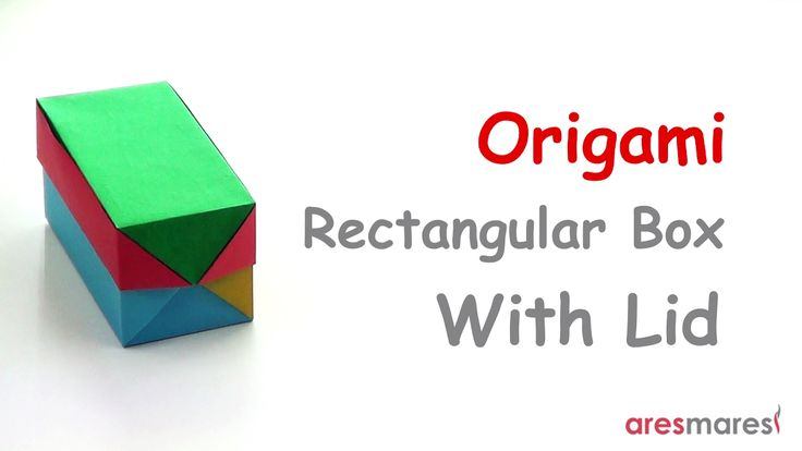 Origami Rectangular Box with Lid (easy - modular) Easy to fold. No glue.  #origami #unitorigami #howtomake #handmade #colorful #origamiart #diy #doityourself #paper #papercraft #handcraft #paperfolding #paperfold #paperart #papiroflexia #origamifolding #instaorigami #interior #instapaper #craft #crafts #creative #hobby #оригами #折り紙 #ユニット折り紙 #ハンドメイド #カラフル #종이접기 #اوريغامي