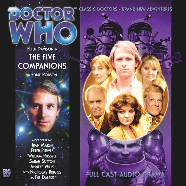 X. The Five Companions