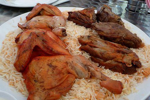 Authentic Yemeni Chicken Mandi - so delectable!