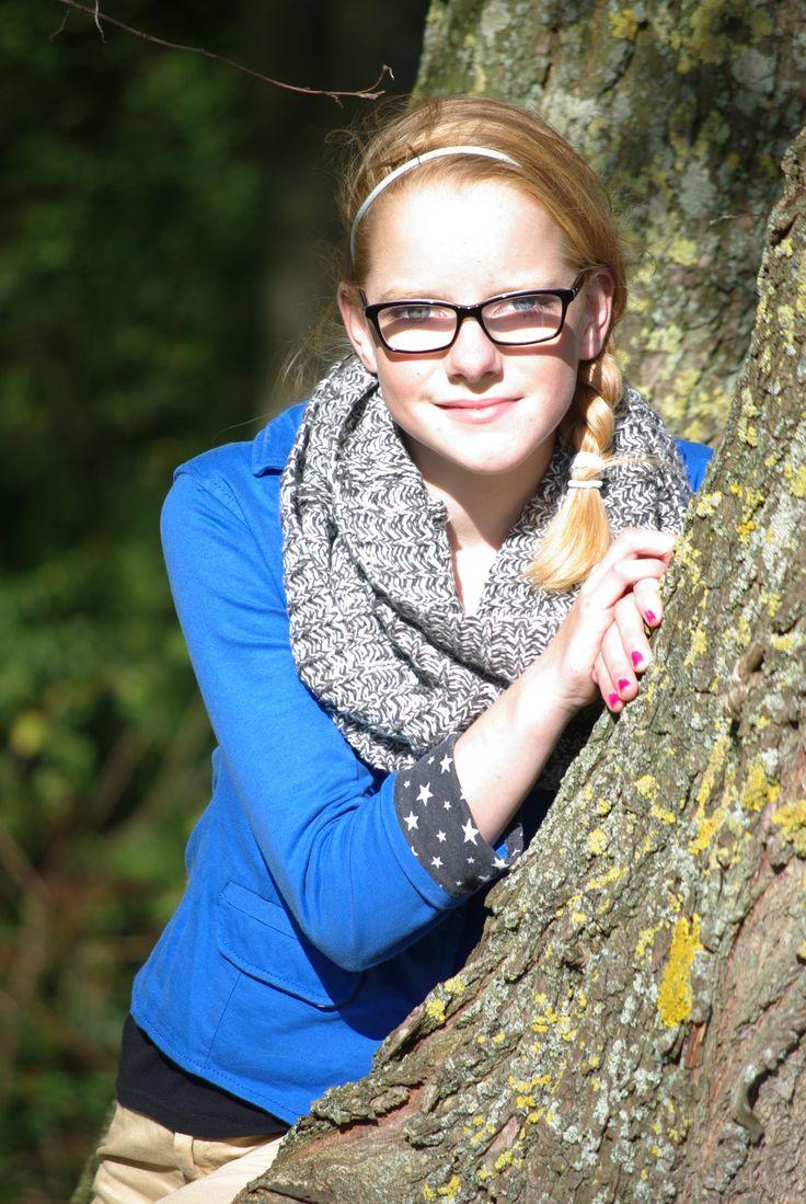 Fotoshoot tiener - www.okfotografie.nl