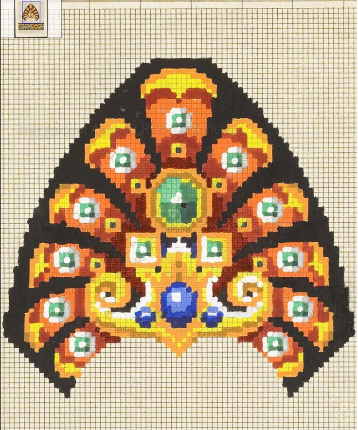 Embroidery Or Knitting Stitch Like A Knot Crossword Clue : 17 Best images about ????? ????????? ? ??????? on Pinterest Perler bead pat...