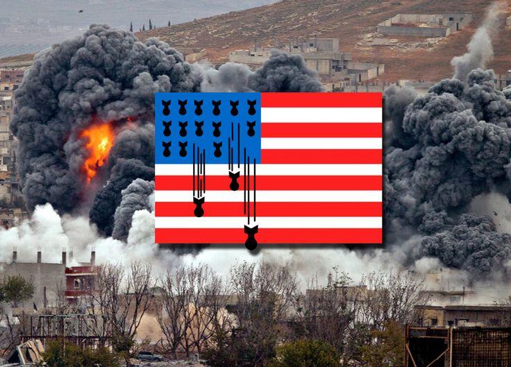 Autor: Ljubica Šaran Vijeće za vanjske odnose je nedavno objavilo kako su Sjedinjene Države bacile više od 23 tisuća bombi na Irak, Siriju, Afganistan, Pakistan, Jemen i Somaliju, te da su žrtve ug…