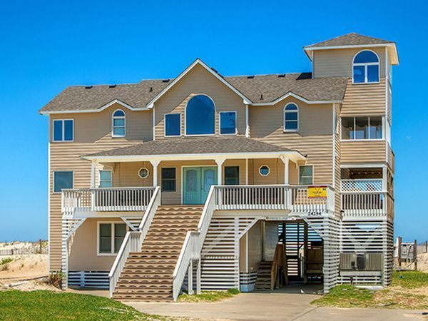 Oceanfront Houses For Rent In Kure Beach Nc