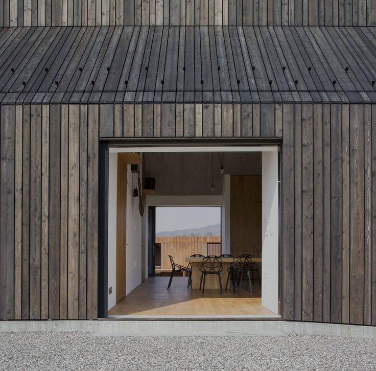 Chimney House by Dekleva Gregorič Architects | HomeAdore