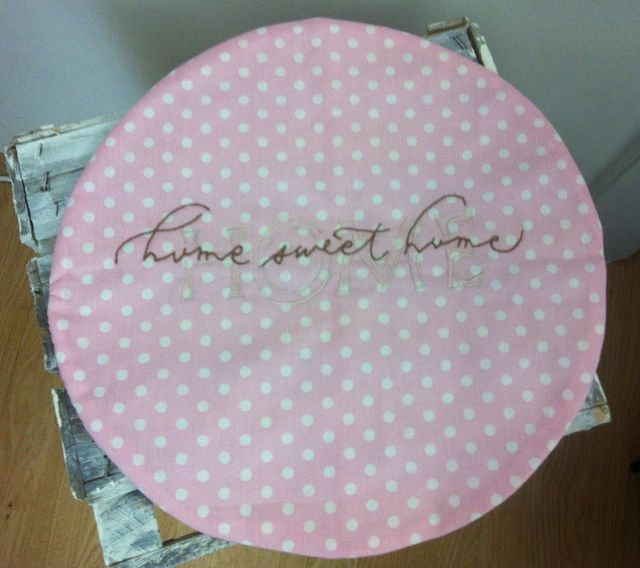 place mat  - HOME SWEET HOME