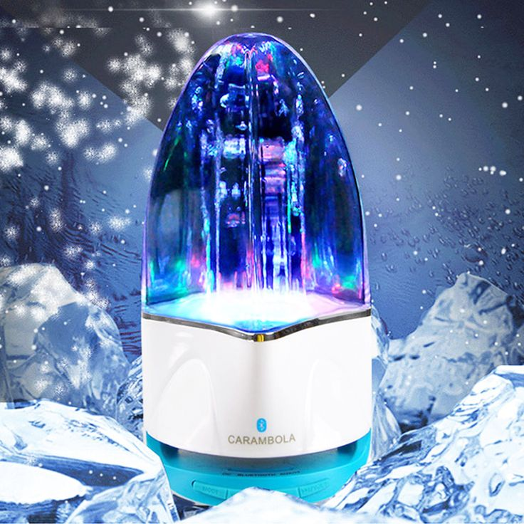 ==> [Free Shipping] Buy Best Water Dancing Bluetooth Speaker Portable Wireless speaker Sound System stereo Music surround support TF card USB Line in Online with LOWEST Price | 32743487781