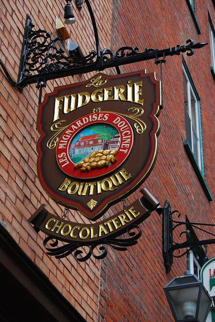Old Town Quebec City....Fudgerie