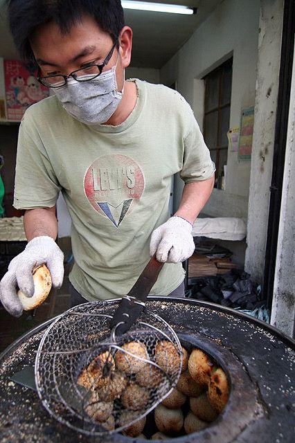 胡椒餅(通化街)