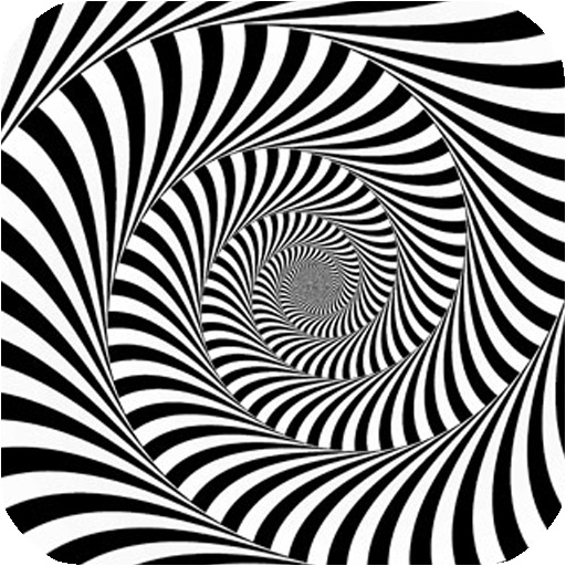 Eye Illusions -Stare at the middle for a cool surprise